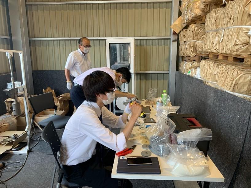京都先端科学大学インターン生との取り組み