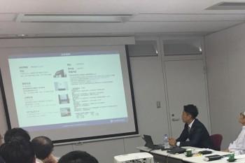 7月18日(木) 日本プラスチック有効利用組合合同部会セミナーにて登壇致しました。