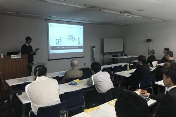 11月15日 日本包装技術協会様主催の輸送包装懇話会に登壇致しました。